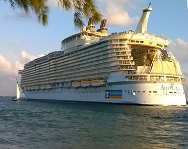Two day cruise Royal Caribbean